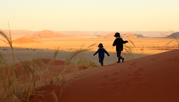 Namibia Familienferien