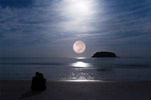 Reisen zum Mond