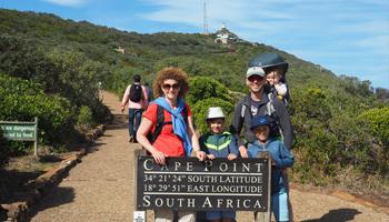Familienferien in Südafrika