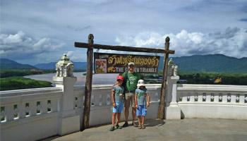 Familienreise Thailand Oktober