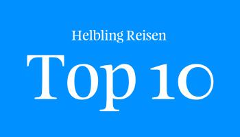 Helbling Reisen TOP 10