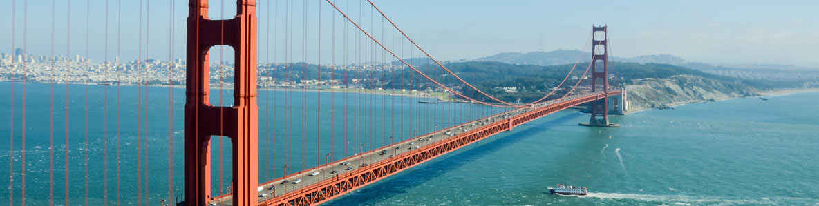 Vortrag USA Westküste, San Francisco