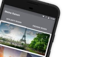 Neu: Die App für Geschäftsreisende