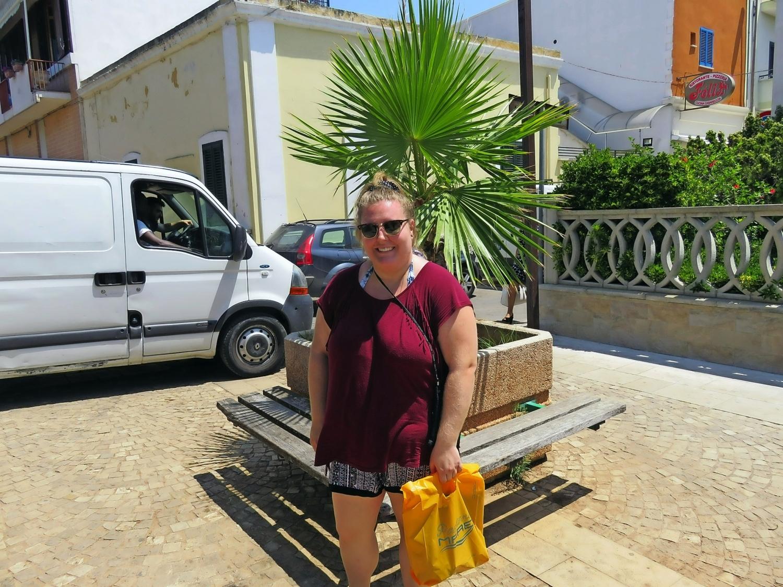Reiseimpressionen Cristina Castell